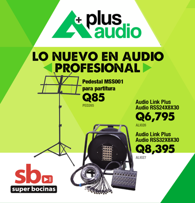 plus audio 2