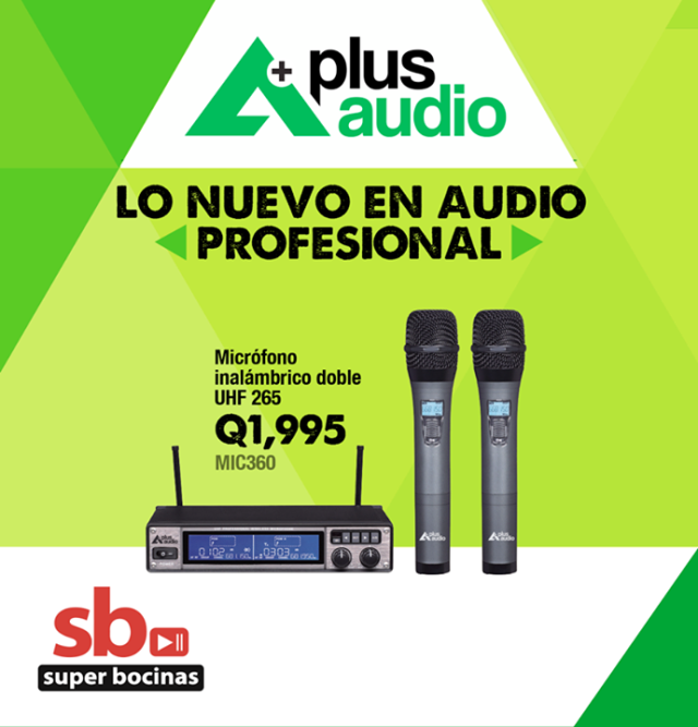plus audio 3