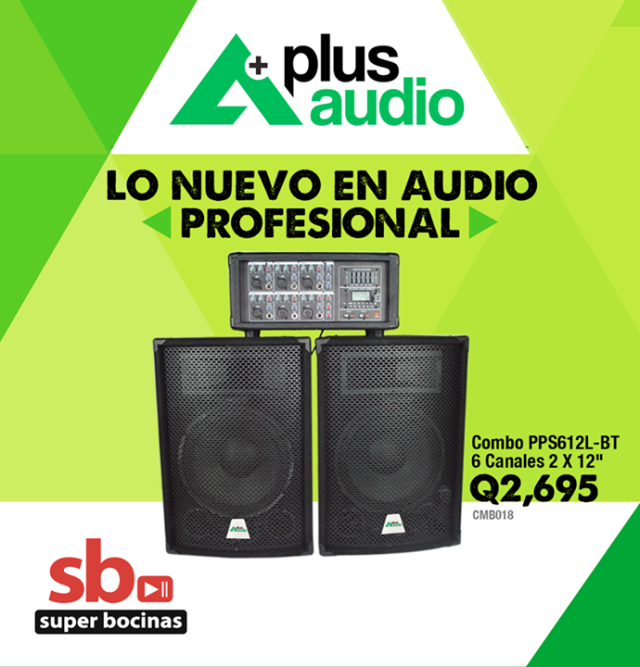 plus audio 5