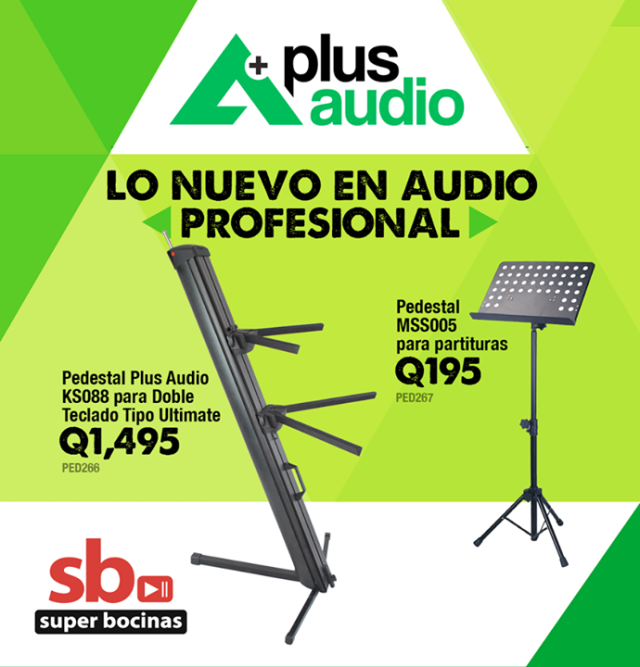 plus audio 6