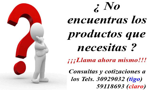 consultas y cotizaciones